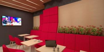HEI - concept 1 rosu - render 12